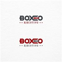 BOXEO EJECUTIVO, Logo e Cartao de Visita, Saúde & Nutrição