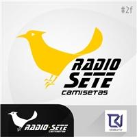RADIO 7ETE CAMISETAS, Anúncio para Revista/Jornal, Roupas, Jóias & Assessorios
