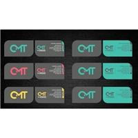CMT Arquitetura e Interiores, Papelaria (6 itens), Arquitetura