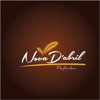 PANIFICADORA NOVA D'ABRIL, Logo, Alimentos & Bebidas