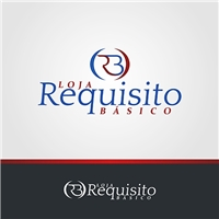 Logo Loja Requisito Básico, Logo, Roupas, Jóias & Assessorios
