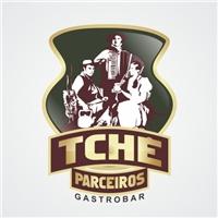 Tchê Parceiros, Logo e Cartao de Visita, Alimentos & Bebidas