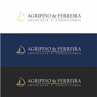 Agripino & Ferreira Advocacia e Consultoria, Logo, Advocacia e Direito