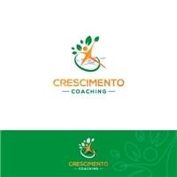 LOGO CRESCIMENTO COACHING, Papelaria (6 itens), Consultoria de Negócios