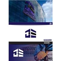 Demold Pré-moldados, Logo e Cartao de Visita, Construção & Engenharia