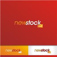 NETSTOCKS OU NEWSTOCK, Logo e Cartao de Visita, Artes, Música & Entretenimento