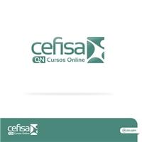 Instituto Cefisa, Logo e Cartao de Visita, Saúde & Nutrição