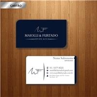 Maiolli & Furtado Advocacia, Papelaria (6 itens), Advocacia e Direito