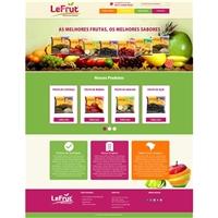 LeFrut, Embalagem (unidade), Alimentos & Bebidas