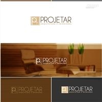 Projetar Arquitetura e Interiores, Logo, Decoração & Mobília