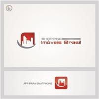 Shopping  Imóveis  Brasil, Logo, Imóveis