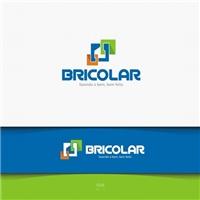 Bricolar, Logo, Computador & Internet