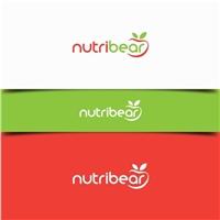 Nutribear, Logo e Cartao de Visita, Alimentos & Bebidas