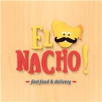 EL NACHO, Logo e Cartao de Visita, Alimentos & Bebidas