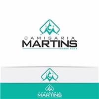 CAMISARIA MARTINS, Logo, Roupas, Jóias & Assessorios