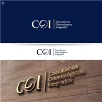 Consultórios odontológicos Integrados (COI), Logo, Saúde & Nutrição
