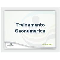 GEONUMERICA TRAINNING, Nome + Slogan, Tecnologia & Ciencias