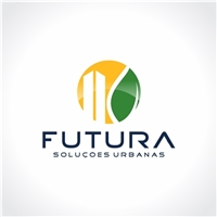 FUTURA SOLUÇÕES URBANAS, Logo e Cartao de Visita, Construção & Engenharia