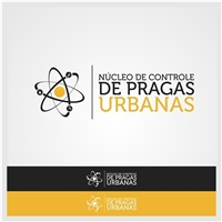 Núcleo de Controle de Pragas, Logo e Cartao de Visita, Ambiental & Natureza