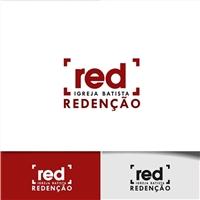 RED - Igreja Batista Redençao, Logo e Cartao de Visita, Religião & Espiritualidade