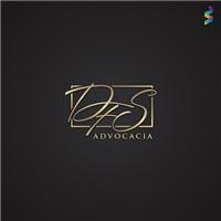 DFS ADVOCACIA, Logo, Advocacia e Direito