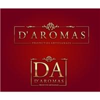D'Aromas - Produtos artesanais, Logo, Beleza