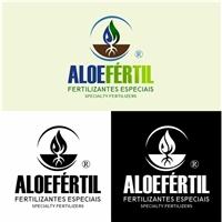 aloe fértil brasil    Fertilizantes Especiais, Logo, Outros