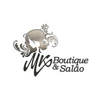 Boutique e Salao MK, Logo, Beleza