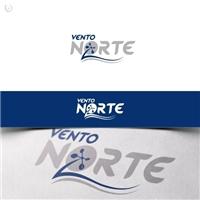 Vento Norte - Manutenção e Monitoramento Ambiental, Logo, Tecnologia & Ciencias