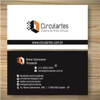 Circulartes, Papelaria (6 itens), Artes, Música & Entretenimento