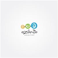 OZÔNIO HEALTHY   , Logo, Saúde & Nutrição