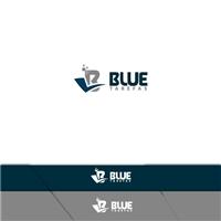 Blue Tarefas, Logo e Cartao de Visita, Tecnologia & Ciencias