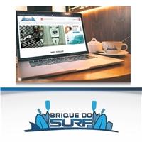 BRIQUE DO SURF, Logo, Viagens & Lazer