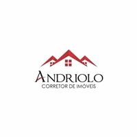 Andriolo - corretor de imóveis, Logo e Cartao de Visita, Imóveis