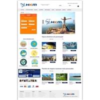 HKM Viagem e Turismo, Embalagem (unidade), Viagens & Lazer