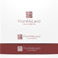 From my land, Logo e Cartao de Visita, Artes, Música & Entretenimento