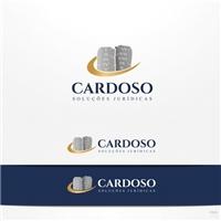 CARDOSO SOLUÇÕES JURÍDICAS, Logo e Cartao de Visita, Advocacia e Direito