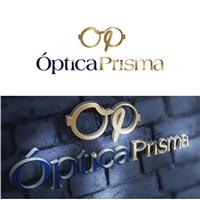 Óptica Prisma, Logo e Cartao de Visita, Outros