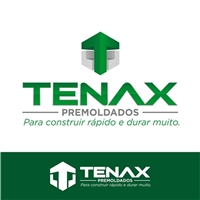 TENAX PRE MOLDADOS, Logo, Construção & Engenharia