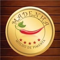 Madenha, molho de pimenta, Logo, Alimentos & Bebidas