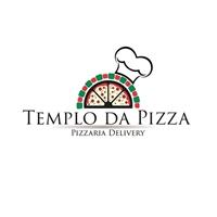 Templo da Pizza, Logo e Cartao de Visita, Alimentos & Bebidas