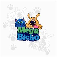 Mega Bicho, Logo e Cartao de Visita, Animais