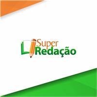 Super Redação, Logo, Educação & Cursos