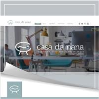 CASA DA NANA (LÊ-SE CASA DA NÂNA), Papelaria (6 itens), Decoração & Mobília
