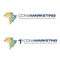CONAMARKETING - Congresso Nacional de Marketing e Vendas Online, Logo e Cartao de Visita, Marketing & Comunicação
