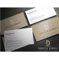 DANIELA DUMONT ARQUITETURA E INTERIORES, Papelaria (6 itens), Arquitetura