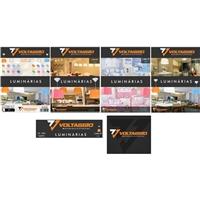 Voltaggio , Sacolas Personalizadas, Decoração & Mobília