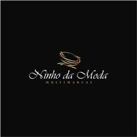 Ninho da Moda Multimarcas, Logo e Cartao de Visita, Roupas, Jóias & Assessorios