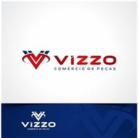 VIZZO comercio de peças, Logo e Cartao de Visita, Outros