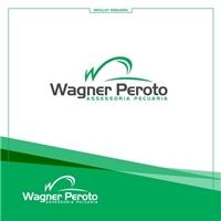 WAGNER PEROTO ASSESSORIA PECUÁRIA, Logo e Cartao de Visita, Consultoria de Negócios